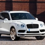 2012 Bentley EXP 9 F Concept