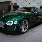 2015 Bentley EXP 10 Speed 6 Concept