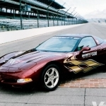 2002 Chevrolet Corvette Indy 500 Pace Car