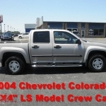 2004 Chevrolet Colorado LS Crew Cab
