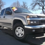 2004 Chevrolet Colorado LS Z71 Crew Cab