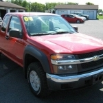 2004 Chevrolet Colorado LS Z71 Extended Cab