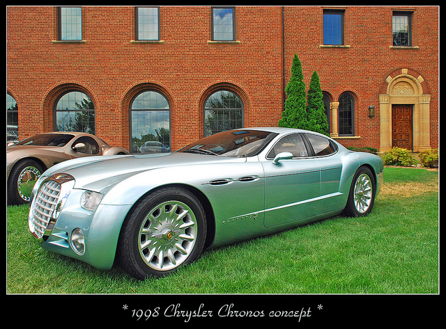 2000 Chrysler Chronos Concept Car Photos Catalog 2018