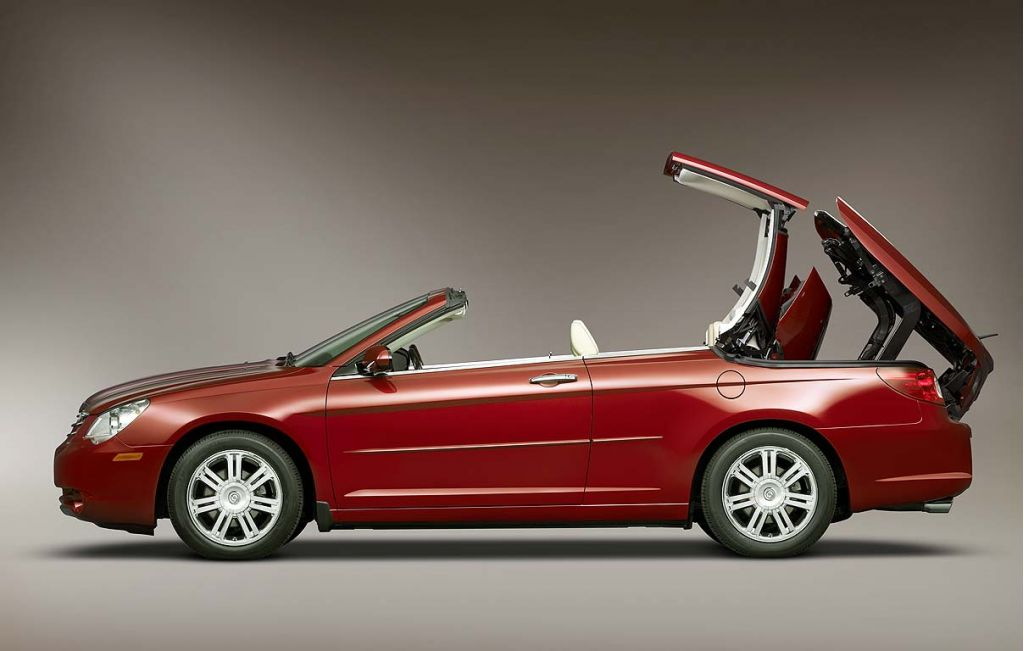2008 Chrysler Sebring Convertible Photo 1
