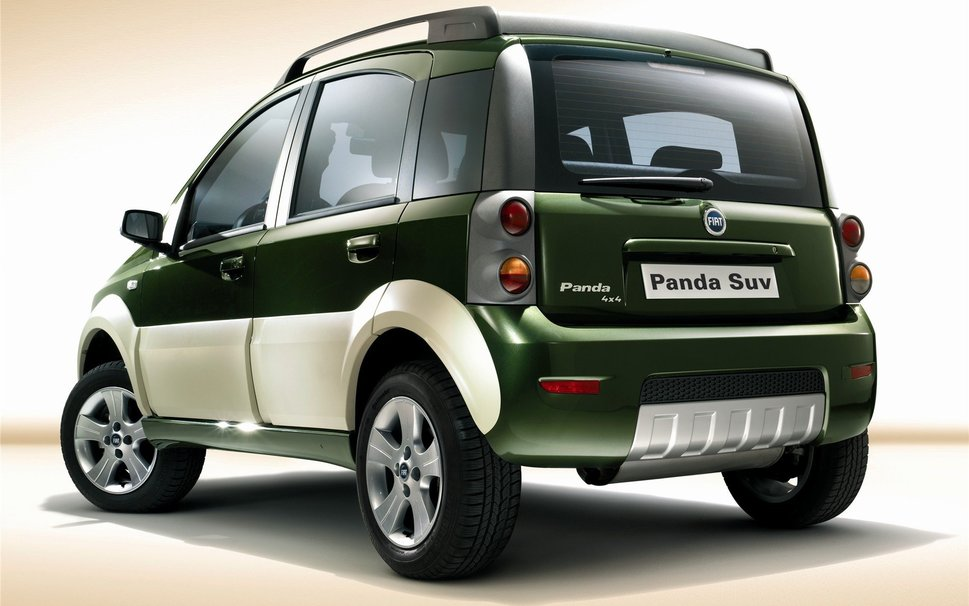 2008 fiat panda cross car photos catalog 2018. Black Bedroom Furniture Sets. Home Design Ideas