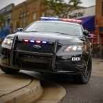 2010 Ford Police Interceptor Concept