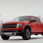 2011 Ford F 150 SVT Raptor SuperCrew