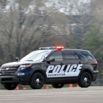 2011 Ford Police Interceptor Utility Vehicle