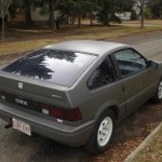 1985 Honda Civic Si