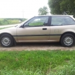1990 Honda Civic Si Hatchback