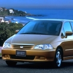 2004 Honda Odyssey M Type Japanese Version