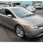 2007 Honda Civic Si Sedan