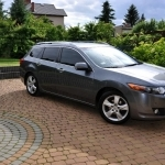 2009 Honda Accord Tourer