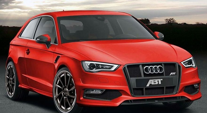 2017 Abt Audi As3 Sportback Car Photos Catalog 2018