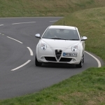 2017 Alfa Romeo MiTo UK Version