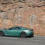 2017 Aston Martin DBS Racing Green