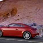 2017 Audi TTS Coupe competition