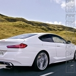 2017 BMW X Coupe Concept