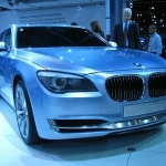 2017 BMW 7 Series ActiveHybrid Concept