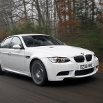2017 BMW M3 Coupe UK Version
