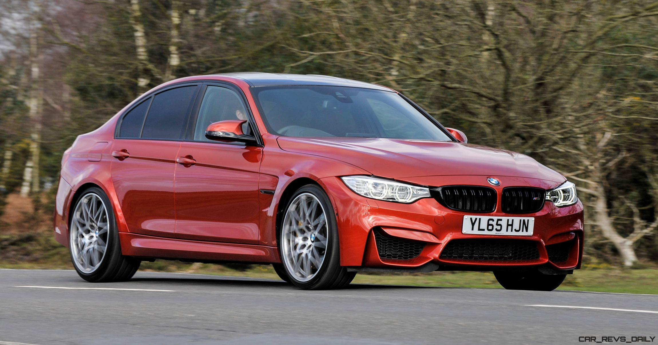 2017 Bmw M3 Saloon Uk Version Photo 1