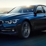 2017 BMW 320d EfficientDynamics