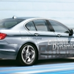 2017 BMW 5 Series ActiveHybrid Concept