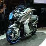 2017 BMW Scooter C Concept