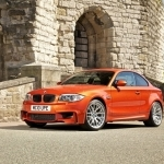 2017 BMW 1 Series M Coupe UK Version