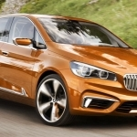 2017 BMW Active Tourer Outdoor Concept