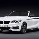 2017 BMW 4 Series Coupe M Performance Parts