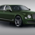 2017 Bentley Continental GT W12 Le Mans Edition