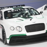2017 Bentley Continental GT3 Racecar