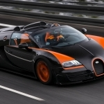 2017 Bugatti Veyron Grand Sport Vitesse 1of1