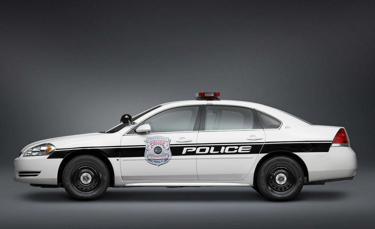 2017 Chevrolet Impala Police Package Photo 1