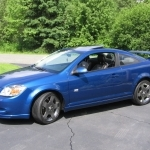 2017 Chevrolet Cobalt SS Supercharged Coupe