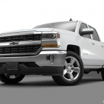 2017 Chevrolet Silverado Hydrogen Military Vehicle