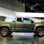 2017 Chevrolet Colorado Concept