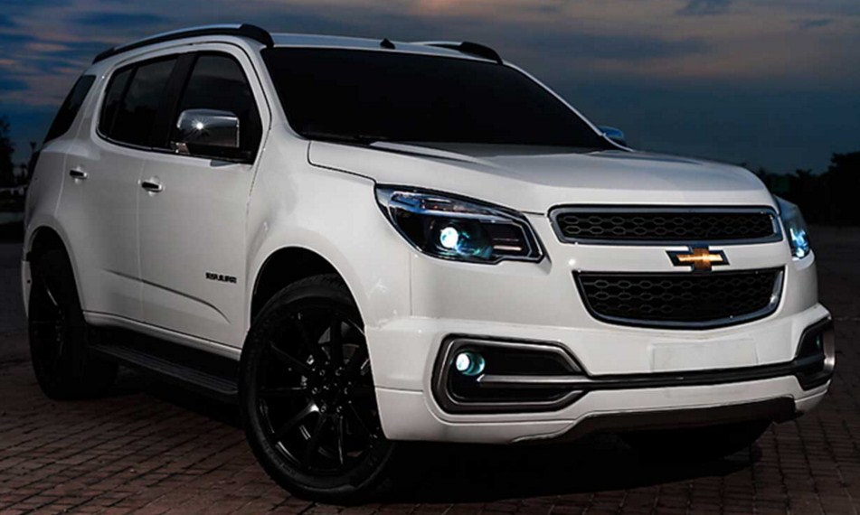 2017 Chevrolet Trailblazer Concept Photo 1