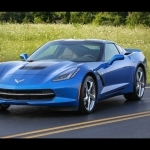 2017 Chevrolet Corvette Stingray Convertible EU Version