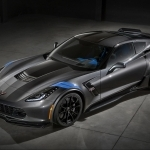 2017 Chevrolet Corvette Stingray EU Version