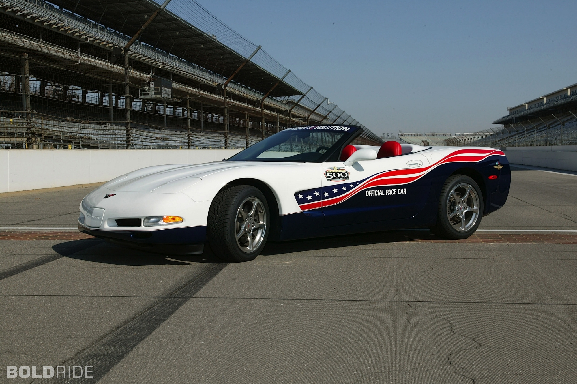 2019 Indy 500 Pace Car: 2017 Chevrolet Corvette Stingray Indy 500 Pace Car
