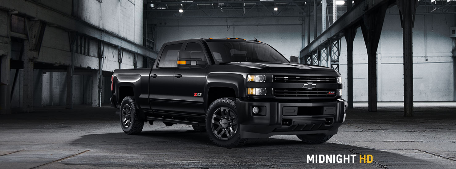 2017 Chevrolet Silverado Midnight Edition | Car Photos ...