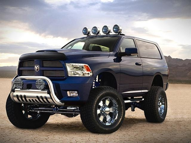 2017 Dodge Ramcharger >> 2017 Dodge Power Wagon Concept | Car Photos Catalog 2018