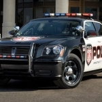 2017 Dodge Magnum Police Vehicle