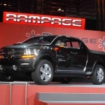 2017 Dodge Rampage Concept