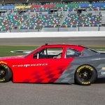 2017 Dodge Avenger NASCAR Race Car