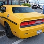 2017 Dodge Challenger SRT8 392 Yellow Jacket