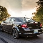 2017 Dodge Avenger Blacktop Edition