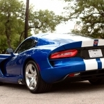 2017 SRT Viper GTS Launch Edition